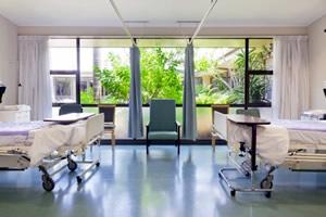 Care Homes & Health Care Sector Image-Hospital Ward