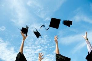 Education Sector Image-Graduation Scene