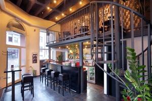 Entertainment, Restaurants & Bars Sector Image-Wine Bar