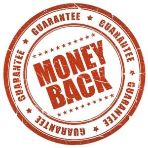 money back guarantee image